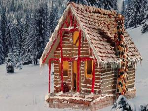 709884 Gingerbread Bnb Offers Virtual Candy Home Rentals