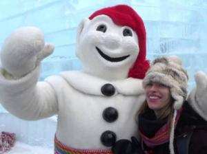 Quebec Winter Carnival 2