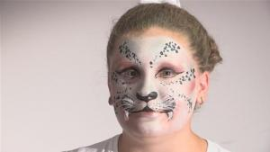 How To Use Makeup To Draw A Cat Face 10035033 By Videojug