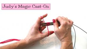 Judys Magic Cast On