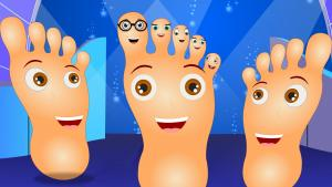 Feet Toe Family