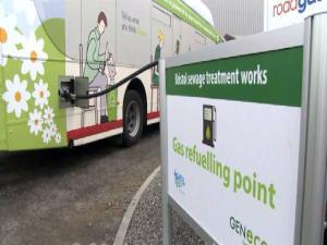 699257 British Bio Bus Is Powered By Human Waste
