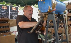 Berlin Beer Festival Honors The Sacred Golden Liquid
