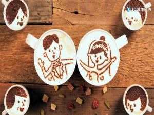 713227 1000 Cups Of Latte To Create A Warmhearted Love Story