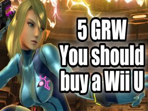 Five Good Reasons Why You Should Buy A Wii U This Christmas