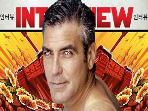 The Interview Hack Clooney North Korea False Flag Suspicions