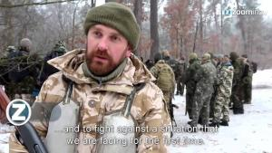 Ukraine Recruits Teachers And Doctors To Fight Rebels