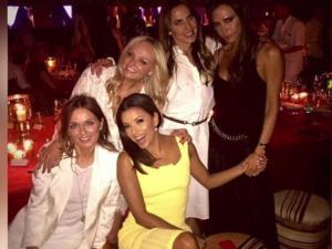 Eva Longoria Jokes Shes Joining The Spice Girls