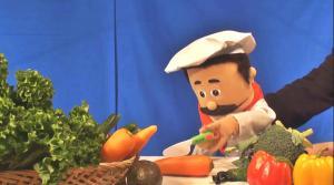Cut The Carrot