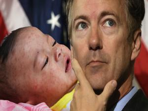 Rand Paul Shows Support For Voluntary Vaccines