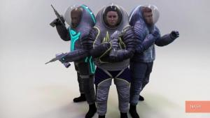 Nasas New Spacesuit For Manned Missions To Mars
