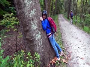 Tree Huggers Vlogtober Day 3