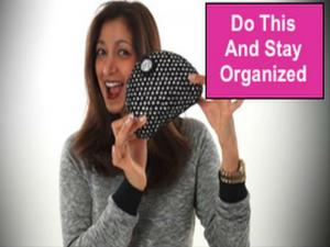 Home Organization Two Habits To Staying Organized
