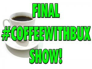 The 50 Th Final Coffeewithbux Qa Show