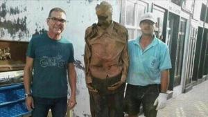 Gravedigger Suspended After Taking Picture With Exhumed Corpse