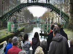 Cruise Le Canal Saint Martin