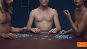 Naked Aids Prevention Psa Reminds