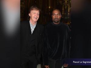 Paul Mccartney Says Writing With Kanye West Was Like Working With John Lennon