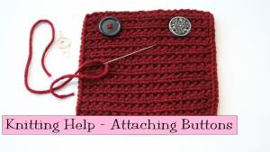 Attaching Buttons