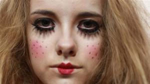 How To Do A Scary Doll Look 10036121 By Videojug