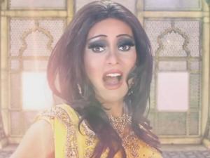 Britains Conchita Wurst Is First Ever Muslim Drag Queen