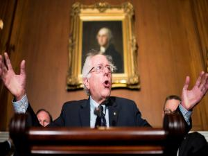 Bernie Sanders 2016 Campaign Launches Without Corporate M