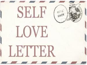 Self Love Letter