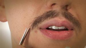 How To Trim Your Moustache 10036094 By Videojug