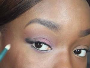 Super Easy Eye Shadow