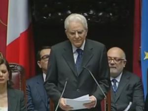 Sergio Mattarella Sworn In As Italys New President