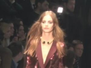 Milan Fashion Week Cavallis Elegant Collection