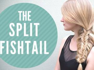 Split Fishtail