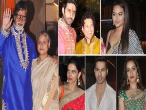 Amitabh Bachchans Diwali Bash