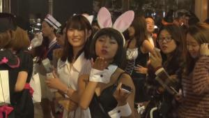 Celebrating Halloween The Japanese Way
