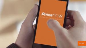 Amazon Promises Deliveries In One Hour