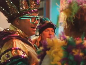 Fat Tuesday Get Your Bead On At In New Orleans