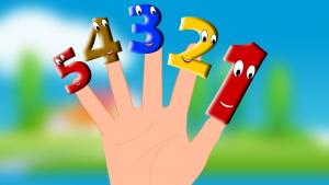 Finger Family Numbers