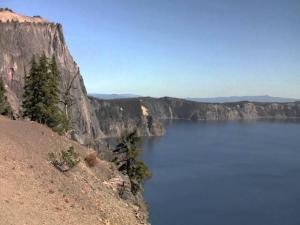 Crater Lake Is Simply Awe Inspiring