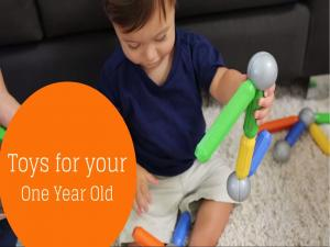 Toys For Your One Year Old