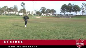 Track Field Tips Different Running Strides With Khadevis Robinson 10034519 By Protips 4 U