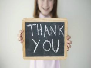 Gratitude 101 How Celebrities Give Thanks