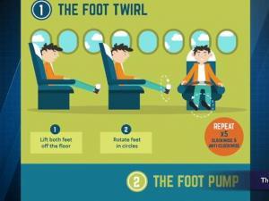 Tips To Avoid Jet Lag On A Long Flight