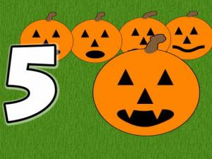Halloween Special 10 Pumpkins