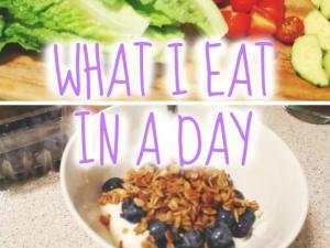 What I Eat