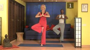 How To Improve Balance With Yoga Standing Postures 10042587 By Videojug