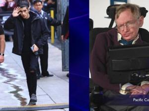 Stephen Hawking Says In Parallel Universe Zayn Malik Is Still In One Direction