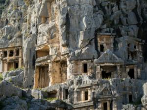 Tombs Of Myra