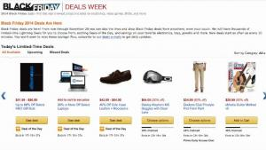 The Best Online Shopping Black Friday Deals