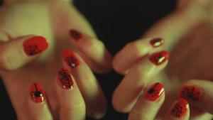 How To Do Cobweb Nails 10036124 By Videojug