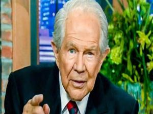 Pat Robertson Says Drug Addicts Are Enslaved To Vegetables